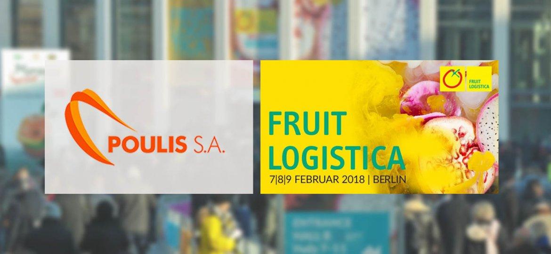 Fruit Logistica 2018 - Berlin - Poulis S.A.