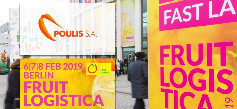 Fruit Logistica 2019 - Berlin 6-9 Feb - Poulis S.A.-2