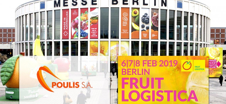 Fruit Logistica 2019 - Berlin 6-9 Feb - Poulis S.A.-3