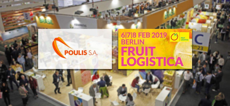 Fruit Logistica 2019 - Berlin 6-9 Feb - Poulis S.A.-5